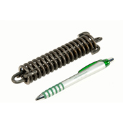 P-I-T Inline Wolf Shock Spring (180 lbs)