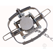 CDR 7.5 Padded Jaw Trap - SINGLE