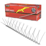 Professional Bird Spikes - 10 Pack