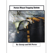 Porters Weasel Trapping System - 2 Disk Set (DVD)