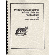 Predator Damage Control: A State of the Art and Condition
