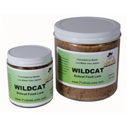 Proline™ Wildcat Bobcat Food Lure