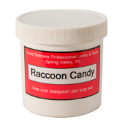 Baron's Brand Raccoon Candy - 6oz.