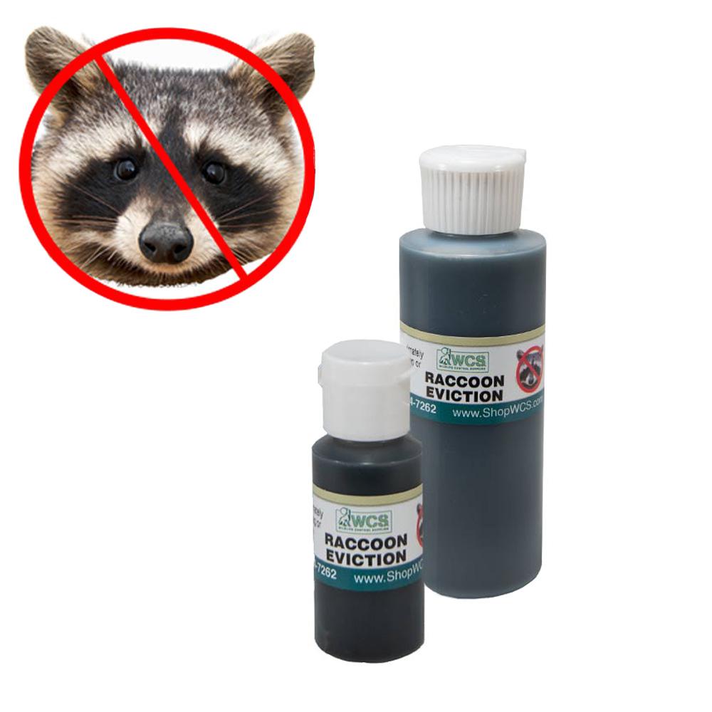 WCS™ Raccoon Eviction Fluid