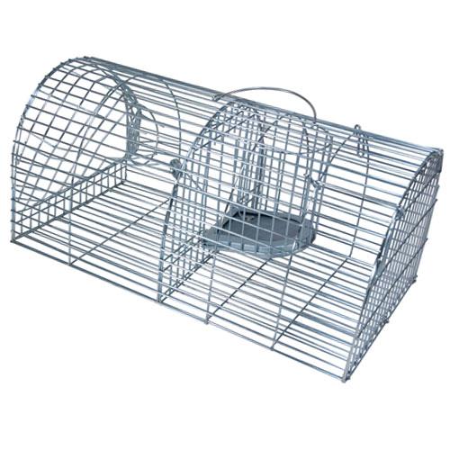 Multi Catch Rat Chipmunk Cage Trap Wildlife Control