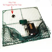 WCS™  E-Z Catch Remote Fire Trap (36