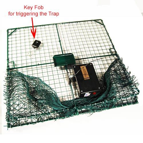Wcs E Z Catch Remote Fire Trap 36 Quot X 36 Quot Only