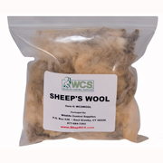 Sheeps Wool - Lure Holder