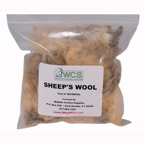 Sheeps Wool - Lure Holder