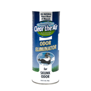 EarthCare Skunk Odor Removing Canister