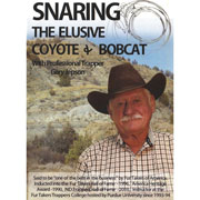SNARING The Elusive Coyote & Bobcat with Gary Jepson (DVD)