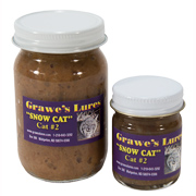 Grawe's Snow Cat (Cat #2) Lure