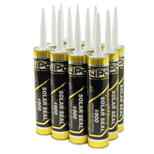 Solar Seal 900 Adhesive Sealant Case Of 12 1898