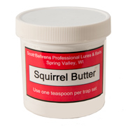 Baron's Brand Squirrel Butter - 6 oz.