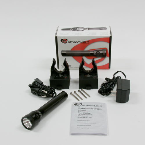 Stinger Rechargeable Flashlight  Model 75014