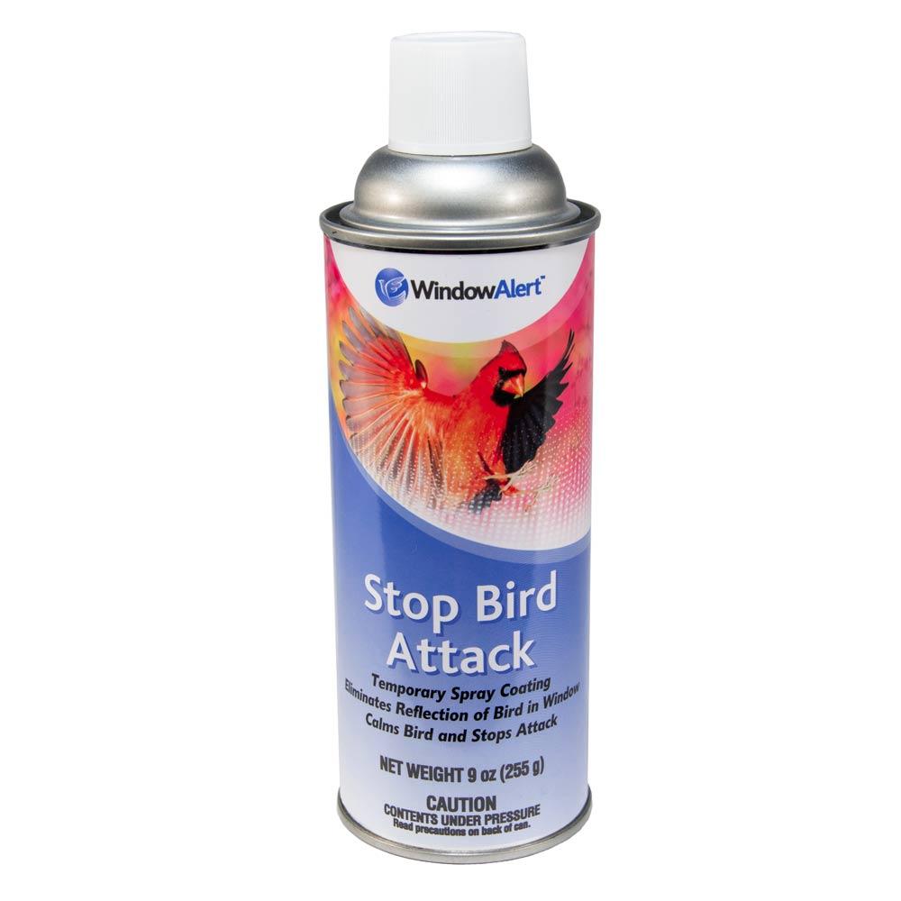 Windowalert Stop Bird Attack 9 Oz Aerosol Can Wildlife