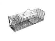 Tomahawk Professional Single Door Trap - Squirrel size (18 x 5 x 5)