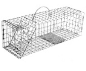 Tomahawk Model 103 Live Trap - Squirrel, Muskrat Size 19x6x6