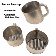 J.C. Conner Texas Teacup - Sifter
