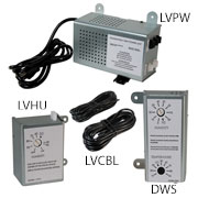 Temp-Vent Low Voltage Controls Kit
