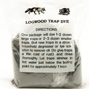 Black Logwood Powder Trap Dye