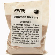 Natural Logwood Trap Dye - Red Powder