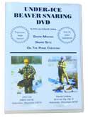 Under Ice Beaver Snaring  (DVD)