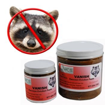 Vanish Raccoon Eviction Paste