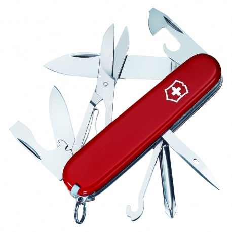 Victorinox Super Tinker Swiss Army Knife Wildlife