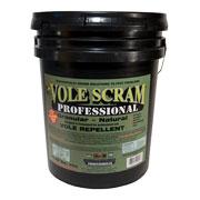 Vole Scram™ Professional Vole Repellent - 22 lbs.