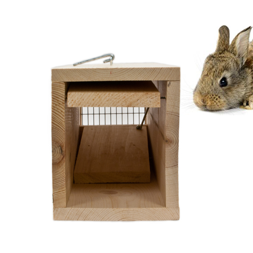 Wcs Wooden Rabbit Trap