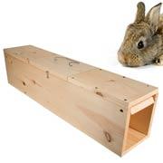 WCS™ Wooden Rabbit Trap - Double Door
