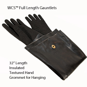 WCS™ Full Length Insulated Trapping Gloves