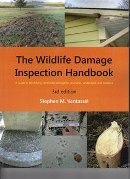 Wildlife Damage Inspection Handbook  3rd Edition by Stephen Vantassel