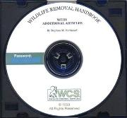 Wildlife Removal Handbook & Articles on CD
