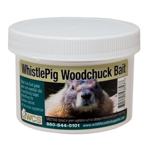 WCS™ Whistle Pig Woodchuck Paste Bait 8 oz.