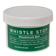 Whistle Stop Woodchuck bait (plant base)