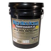 Wild Hog Scram� Professional Wild Hog Repellent - 22 lbs.