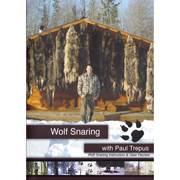 Wolf Snaring with Paul Trepus (DVD)