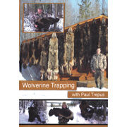 Wolverine Trapping by Paul Trepus (DVD)