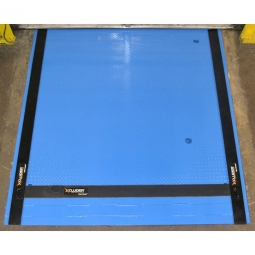 Xcluder Pest Control Clear Aluminum Door Sweep 48