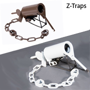 Ztrap Dog Proof Raccoon Trap - SINGLE
