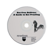 Bat-Free Belfries: A Guide to Bat Proofing (DVD)