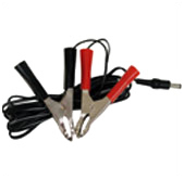 Battery Cable & Clips for Bird Gard