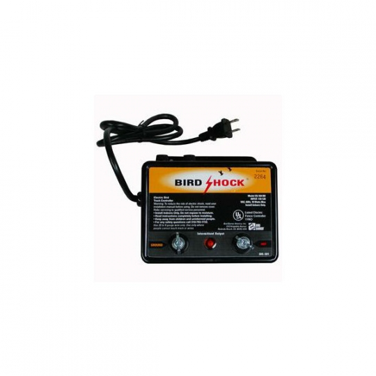 Bird Shock Plug In Charger 110 Volt Charges 1 000 Of Track 4208