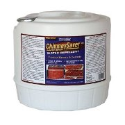 ChimneySaver Water-Base Water Repellent - 3 Gallon