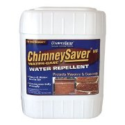 ChimneySaver Water-Base Water Repellent - 5 Gallon
