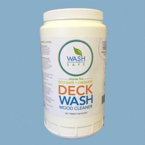 Wash Safe Deck 2 Lbs 3895