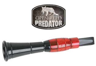 Open Reed Predator Call by MAD