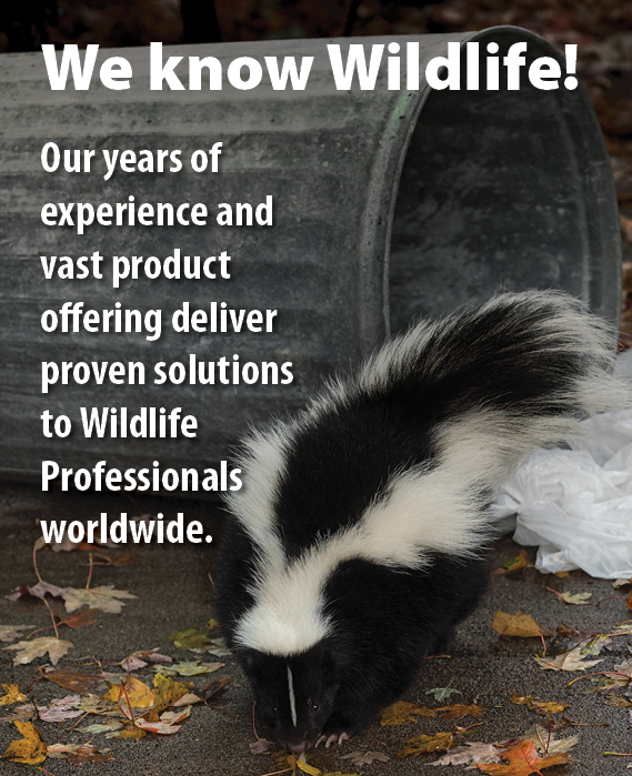 Wildlife Control Supplies Products For Wildlife Control